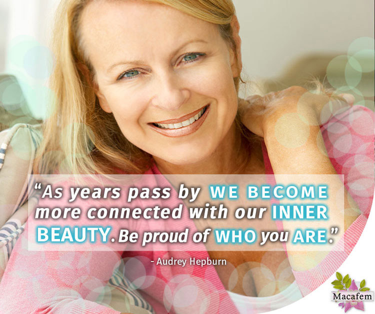 Be proud of who you are!