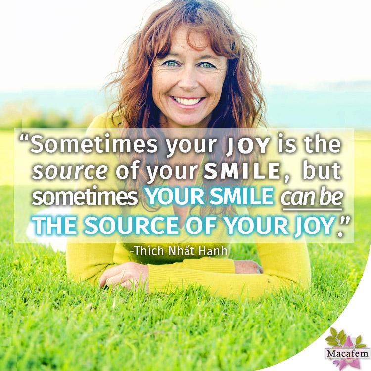 A positive attitude can do wonders