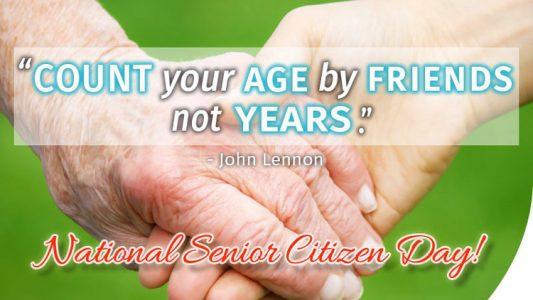 National Senior Citizens' Day