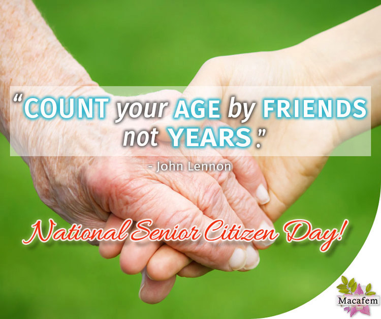 National Senior Citizens' Day