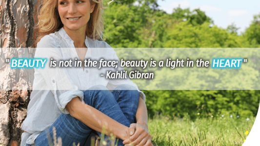 macafem beauty quote