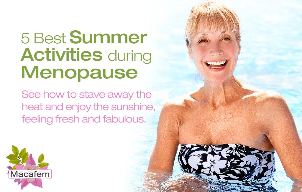 5 Best Summer Activities during Menopause