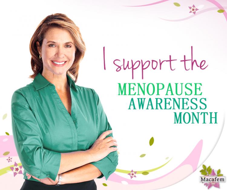 September is Menopause Awareness Month