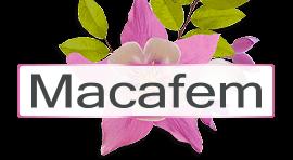 Macafem logo