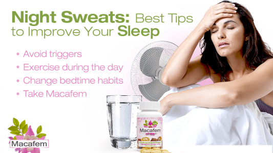 best tips for night sweats