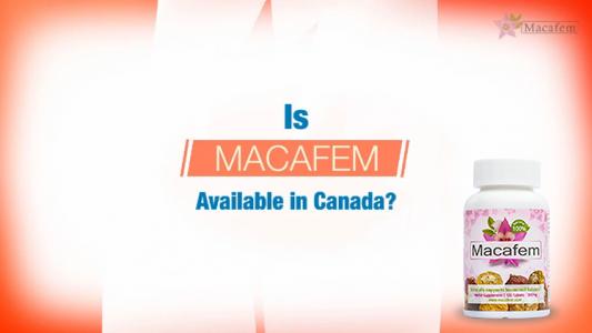 buy macafem canada