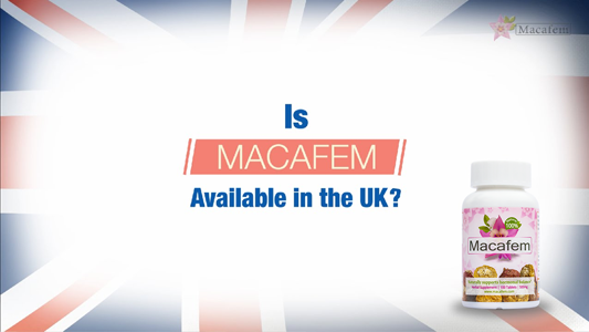 buy macafem uk