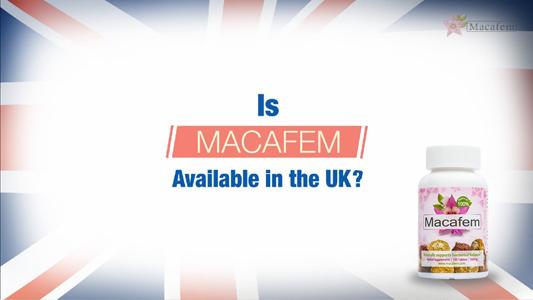 buy macafem uk