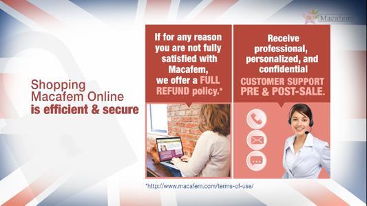 buy macafem online uk