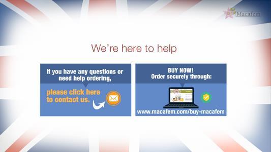 macafem uk contact