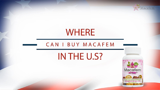 buy macafem united states