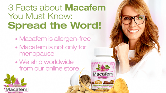 macafem 3 facts about macafem you must know