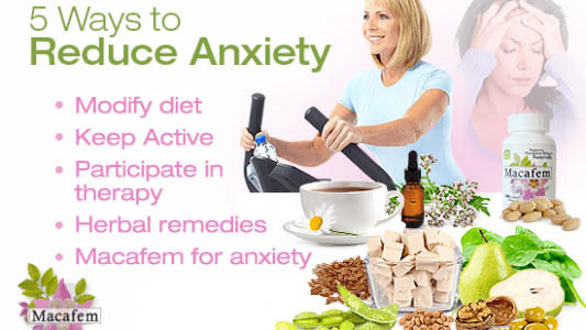 macafem 5 ways to reduce anxiety