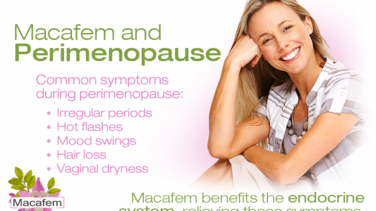 macafem perimenopause all about symptoms
