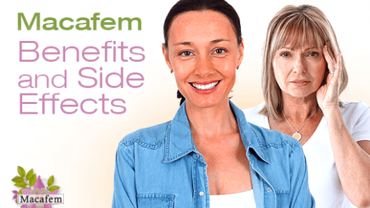 macafem benefits side effects