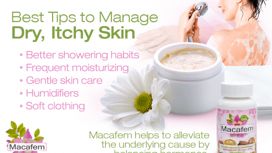 best tips to manage dry itchy skin