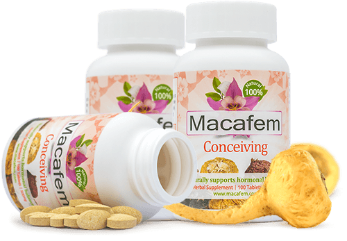 Buy Macafem Conceiving