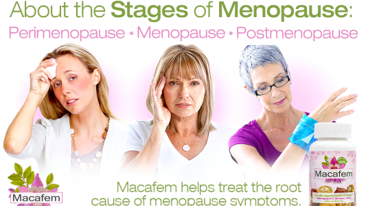 macafem new to menopause