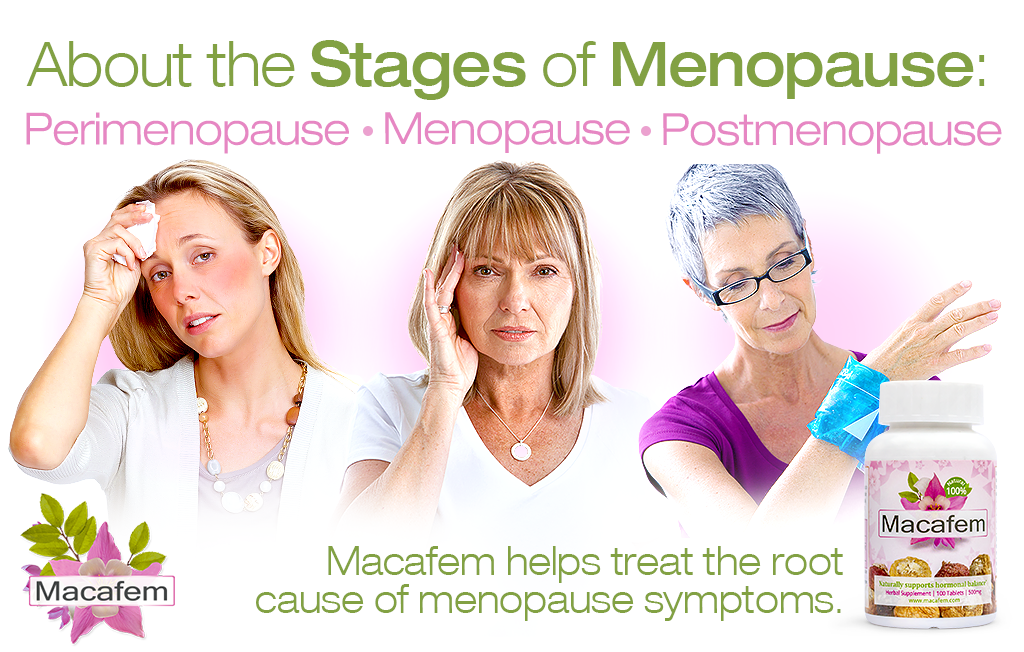 macafem new to menopause