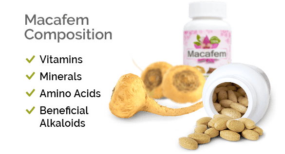 macafem-nutritional-composition
