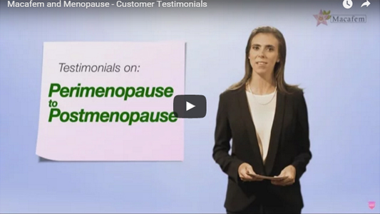 macafem reviews perimenopause postmenopause