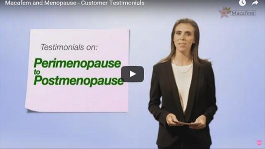macafem reviews perimenopause postmenopause