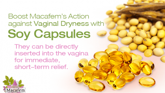 macafem 4 tips for treating vaginal dryness alongside macafem