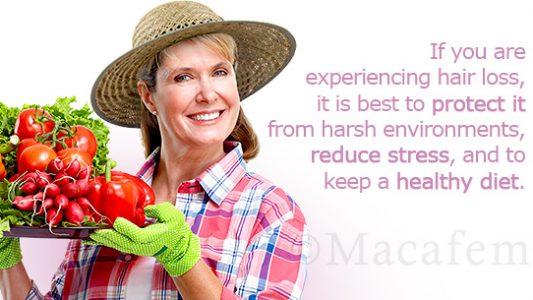 6 Tips for Reversing Hair Loss during Menopause