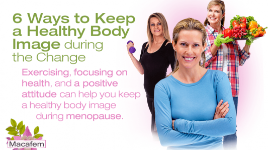 6 ways keep healthy body image change