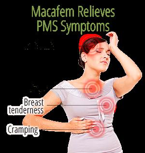 macafem benefits pms