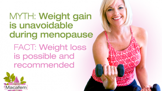 menopause myths busted