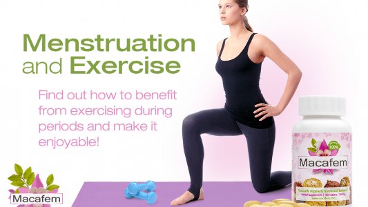menstruation and exercise