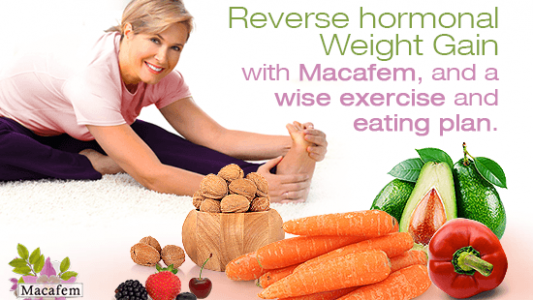 How to Reach Your New Macafem Weight Loss Goal