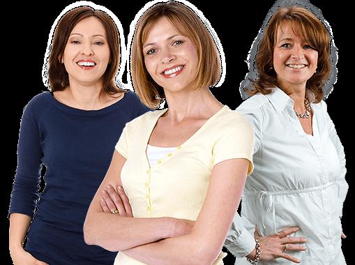 testimonial women