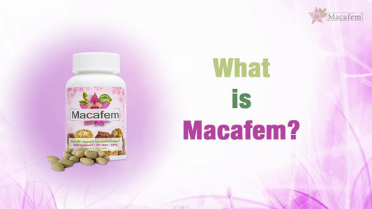 video what is macafem