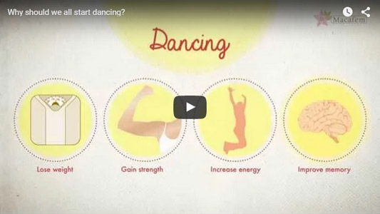 video why dancing